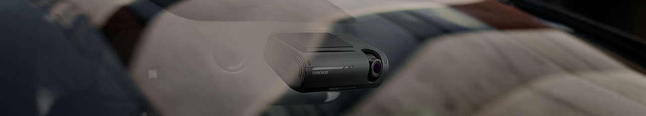 THINKWARE DASH CAMERAS