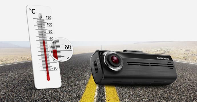 Thinkware F200 Wifi Dash Cam -